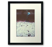 autumn walker Framed Print