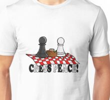 Chess Peace Unisex T-Shirt