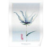 Fleur bleue 01 Poster