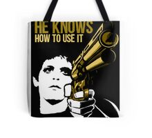 Carrying a Gun Tote Bag