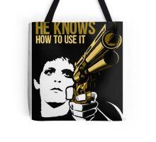 Carrying a Gun Tote Bag
