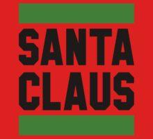 SANTA CLAUS x-mas Fun T-Shirt GB by MILK-Lover