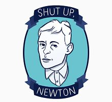 Shut Up, Newton Men's Baseball ¾ T-Shirt