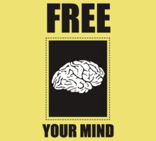 FREE YOUR MIND! Kids Clothes
