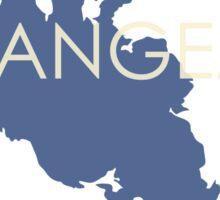 Pangea Sticker