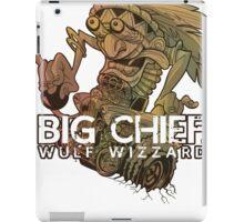 Big Chief Wulf Wizzard iPad Case/Skin