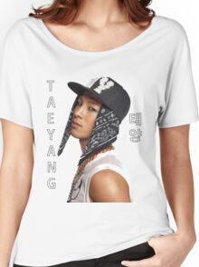 Taeyang - 2015 BIG BANG Women's Relaxed Fit T-Shirt