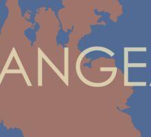 Pangea 2 Sticker
