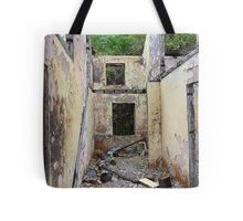 Fire Damage Tote Bag