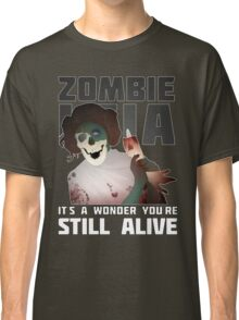Zombie Leia Classic T-Shirt