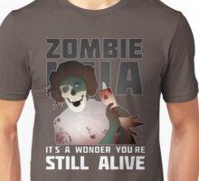 Zombie Leia Unisex T-Shirt