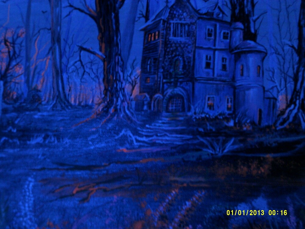 Haunted Mansion  by fredscherer