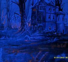 Haunted Mansion  by fredscherer