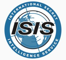 ISIS (International Secret Intelligence Service) by krop ★ $1.49 stickers