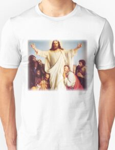 Carl Heinrich Bloch - Consolator Unisex T-Shirt
