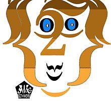 Typortraiture Paul McCartney by Seth  Weaver