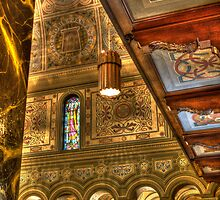 Geometry in the Church by Adam Bykowski