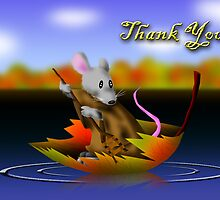 Thank You Mouse by jkartlife
