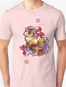 Vulpix the beauty queen T-Shirt