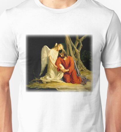 Carl Heinrich Bloch - Gethsemane Unisex T-Shirt