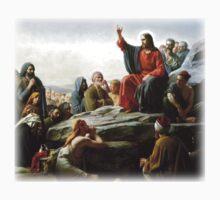 Carl Heinrich Bloch - Sermon on the Mount by William Martin