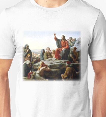 Carl Heinrich Bloch - Sermon on the Mount Unisex T-Shirt