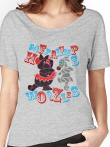 Heffalumps and Woozles Women's Relaxed Fit T-Shirt