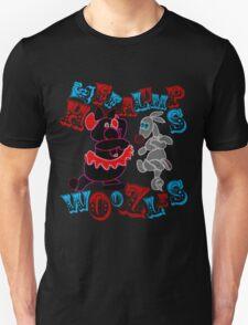 Heffalumps and Woozles T-Shirt