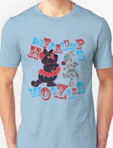 Heffalumps and Woozles Unisex T-Shirt