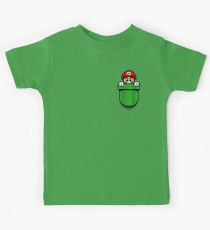 Pocket Plumber Kids Tee