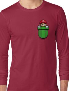 Pocket Plumber Long Sleeve T-Shirt