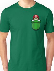 Pocket Plumber Unisex T-Shirt