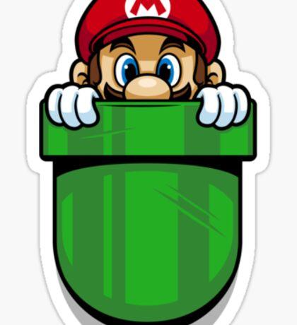 Pocket Plumber Sticker