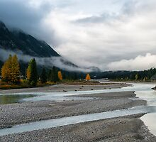 Kicking Horse River 2 by Ian Fegent