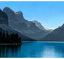Maligne Lake 2 Photographic Print