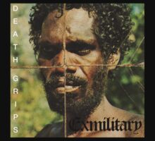 Exmilitary - Death Grips [Full Album Artwork] by The /mu/ney Store