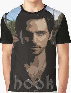Hook- Once Upon A Time Graphic T-Shirt