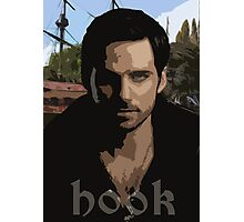 Hook- Once Upon A Time Photographic Print