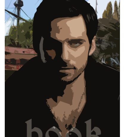 Hook- Once Upon A Time Sticker