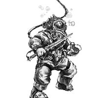 Deep Sea Diver by Bensen32