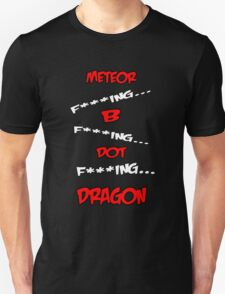 Meteor B. Dragon T-Shirt
