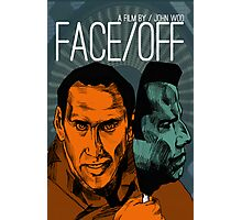 FACE/OFF Photographic Print