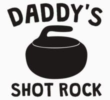 Daddy's Shot Rock Kids Tee