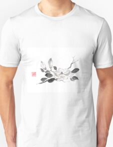 White queen sumi-e painting T-Shirt