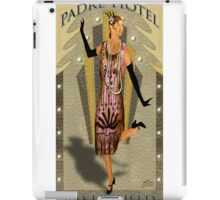 PadreHotel iPad Case/Skin