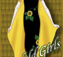 Ziegfeld Girls 2 by Troy Brown