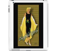 Ziegfeld Girls 2 iPad Case/Skin