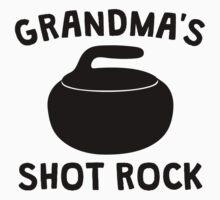 Grandma's Shot Rock Kids Tee