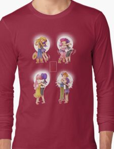 The Art Of Hugging Long Sleeve T-Shirt