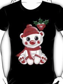 Christmas Bear .. tee shirt T-Shirt